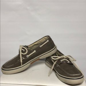 Sperry Top-siders Canvas